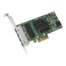 Сетевая карта Dell Intel Ethernet I350 Quad Port 1Gb Network Card (Low Profile) (540-BBDV)