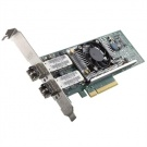 Dell Broadcom 57810 Dual Port 10Gb Direct Attach/SFP+ Low Profile Network Adapter (540-BBDX)