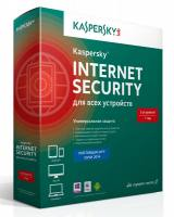 Антивирус Kaspersky Internet Security Multi-Device Russian Edition. 5-Device 1 year Base Box (KL1941RBEFS) в XPS-PRO.RU