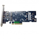 Плата контроллера BOSS controller card, low profile (403-BBQC)