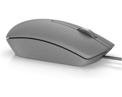 Мышь Dell MS116 Mouse Optical Gray (570-AAIT)