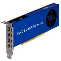 Видеокарта Dell Radeon Pro WX 4100, 4GB Full Height (490-BDVO)