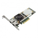 Сетевая карта Dell Broadcom 57810 Dual Port 10Gb Base-T Low Profile Network Adapter (540-BBIU)