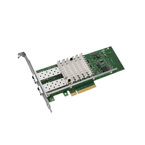Dell Intel X520 DP 10Gb DA/SFP+, + I350 DP 1Gb Ethernet, Network Adapter PCIE x8 - kit, Daughter Card (540-BBHJ)