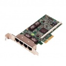 Broadcom 5719 QP 1Gb Low Profile Network Interface Card (540-BBHB)