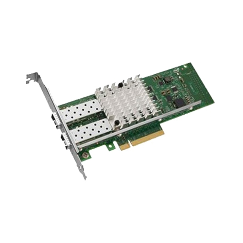 Dell Intel X520 DP 10Gb DA/SFP+ Server Adapter (Low  Profile) Dual Port (540-11141)