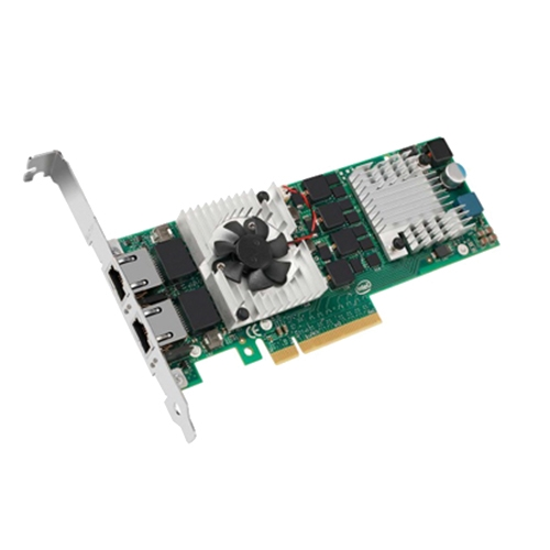 Dell Intel Ethernet X540 DP 10G BASE-T Server Adapter - Kit, Cu, PCIE (540-11143)