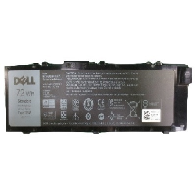 Батарея Dell Primary 6-cell 72Wh Precision 7510/7520/7710 (451-BBSB) в XPS-PRO.RU