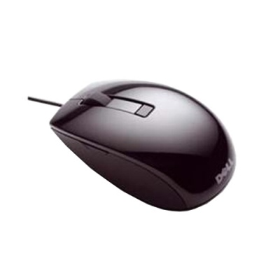Мышь Dell USB Laser Mouse (6-button+scroll) black (570-10523)