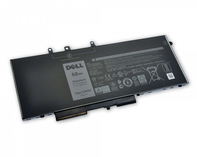 Батарея Dell Battery Primary 4-cell 68Whr for Latitude 5491/5591/5280/5290/5480/5490/5495/5580/5590, Precision 3520/3530 (451-BBZG) в XPS-PRO.RU