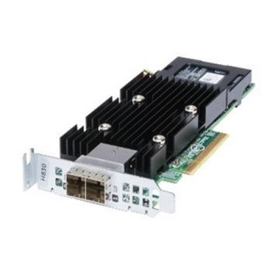 Контроллер Dell PERC H830 RAID Controller (RAID 0-60), 2GB Non-Volatile Cache, 12Gb/s (SAS3.0), for external JBOD, x8 PCIe 2.0, Low Profile (405-AAER) в XPS-PRO.RU