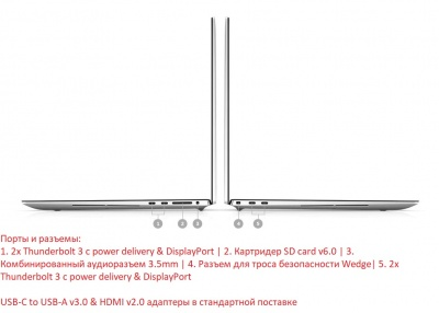 Ноутбук Dell XPS 17 9700 Touch (9700-6710-SE93) в XPS-PRO.RU
