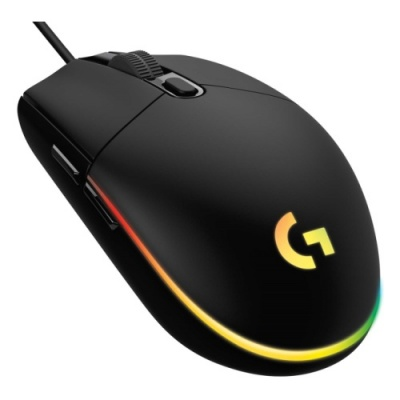Мышь Logitech Mouse G102 LIGHTSYNC Gaming Black (910-005823) в XPS-PRO.RU